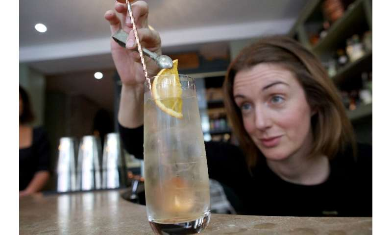 Bar manager Anna Walsh said before The Virgin Mary no-alcohol pub opened, they did not know if it would be able to create the sa