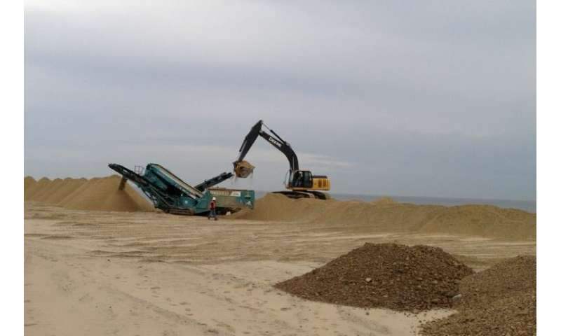 Beach building is keeping the Atlantic Coast from going under
