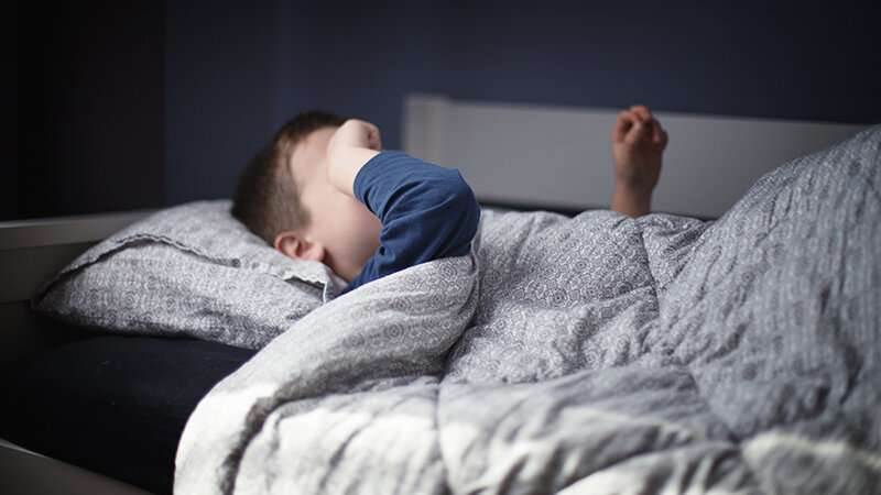Behavioral therapy for insomnia shows benefit for children with autism and their parents