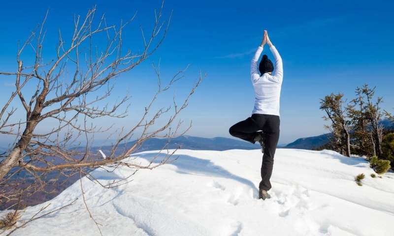 Benefits of extreme temperature workouts – not as great as you might think
