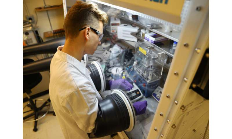 Beyond lithium-ion: next generation battery research underway