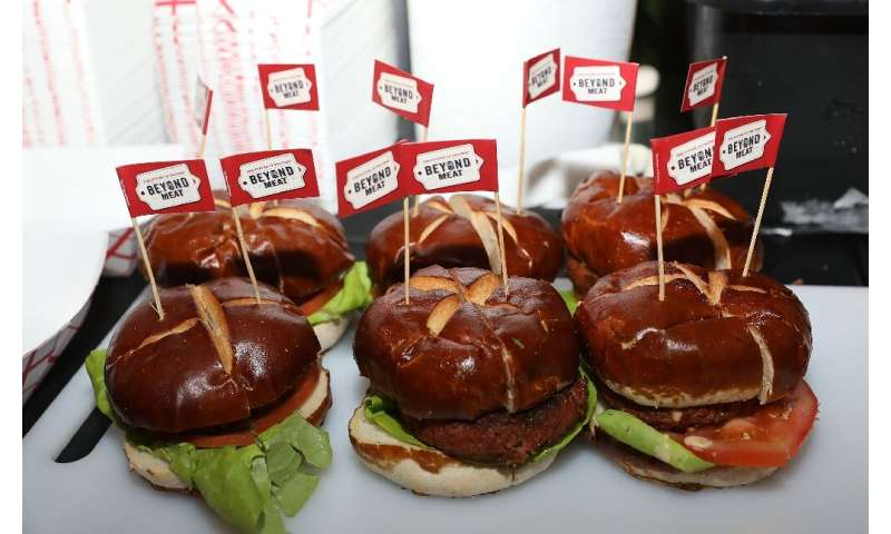 Beyond Meat has tapped into changing consumer appetites as growing numbers of people turn to plant-based meat alternatives