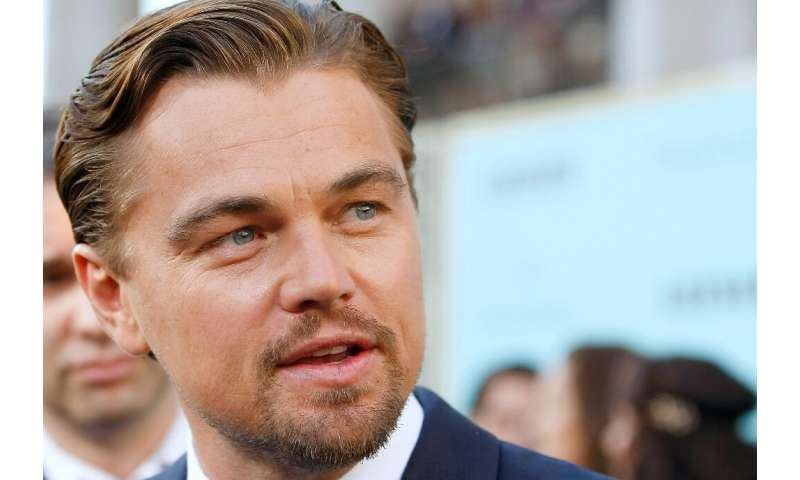 Beyond Meat's backers include Hollywood superstar Leonardo DiCaprio