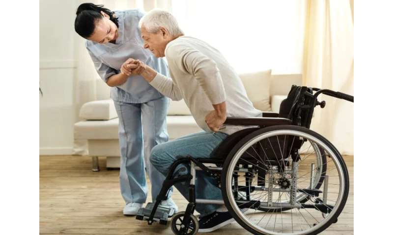 Biopsychosocial frailty measure predicts risk for dementia