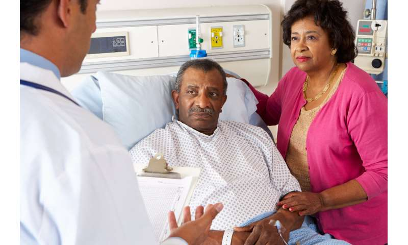 Black and elderly patients less likely to receive lung cancer treatments