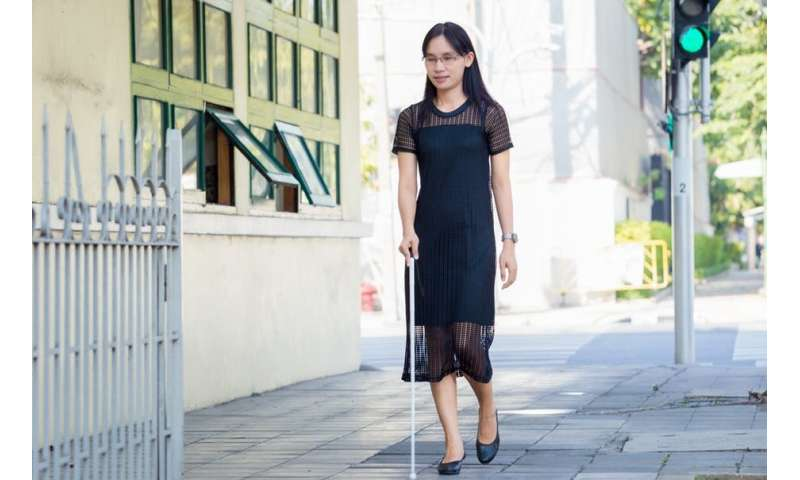 Blind people have increased opportunities, but employers' perceptions are still a barrier