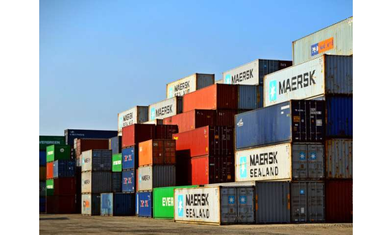 Blockchain offers promise for securing global supply chain