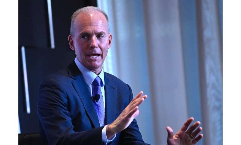 Boeing decision to strip  Dennis Muilenburg of his chairmanship has raised questions about whether he will soon exit as chief ex