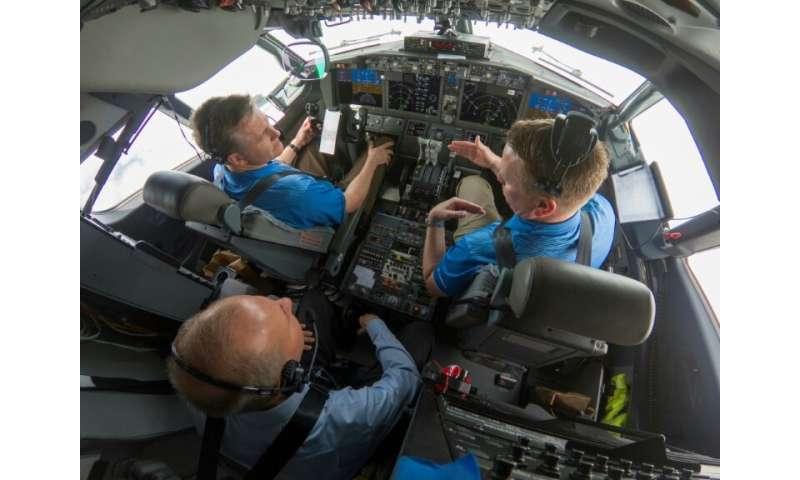 Boeing defends 'fundamental safety' of 737 MAX after crash