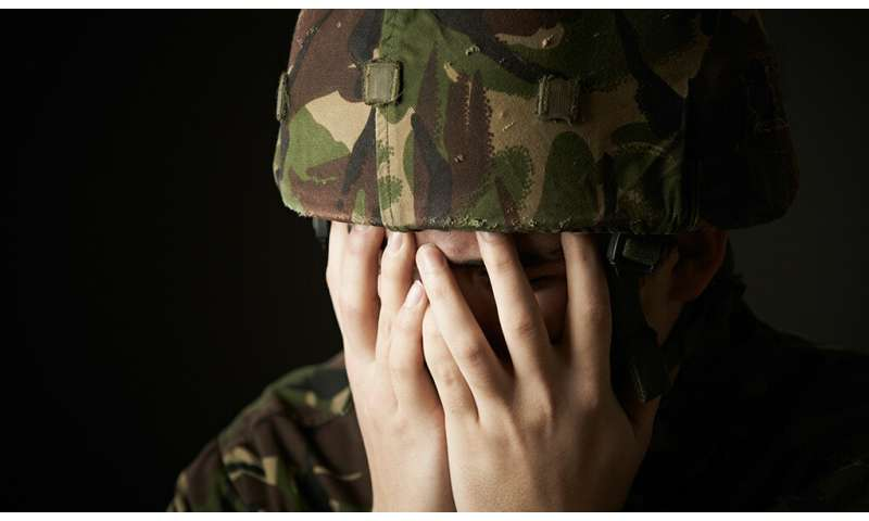 Brain biomarkers identify those at risk of severe PTSD symptoms