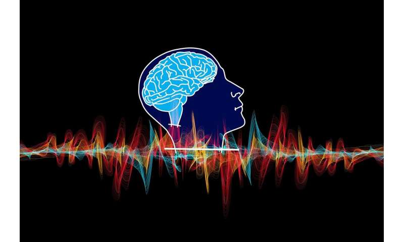 Traveling brain waves help detect hard-to-see objects