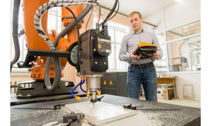Brand-New Laboratory of Robotic Engineering Opened in Chelyabinsk