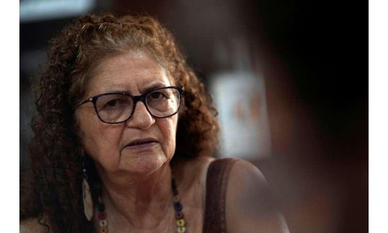Brazilian environmental activist Antonia Melo says timber trafficking has gotten worse since the election of President Jair Bols