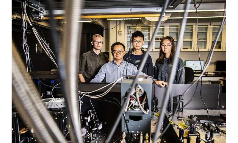Bringing ideas to life through experimental physics