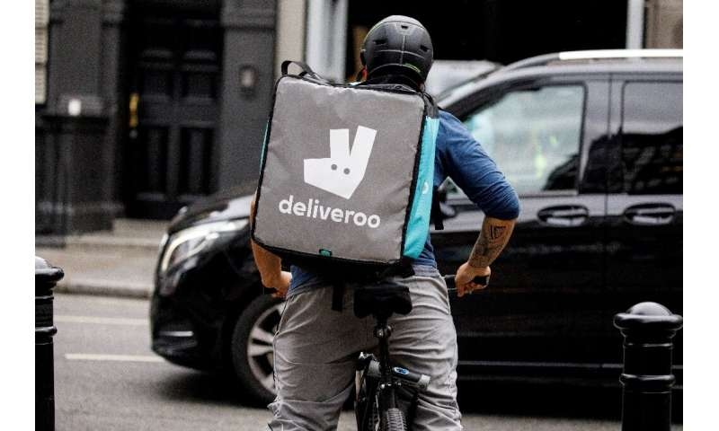Britain's Competition and Markets Authority had 'serious' initial concerns about Amazon taking a stake in food delivery group De