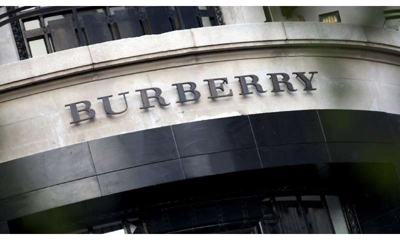 British fashion house Burberry sparked a furore last year by saying it had burned unsold clothing