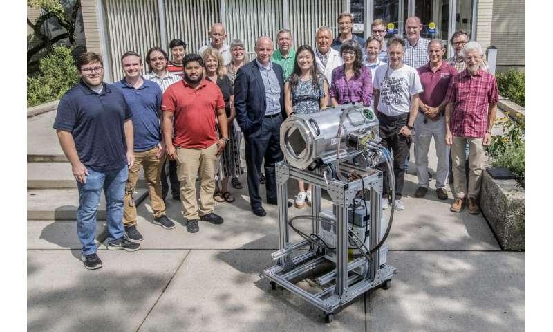Brookhaven completes LSST's digital sensor array