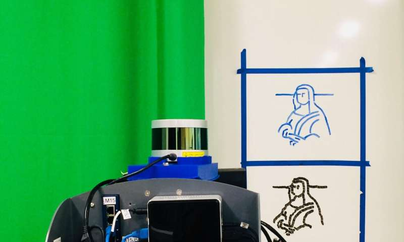 Brown undergraduate researcher teaches robots handwriting and drawing