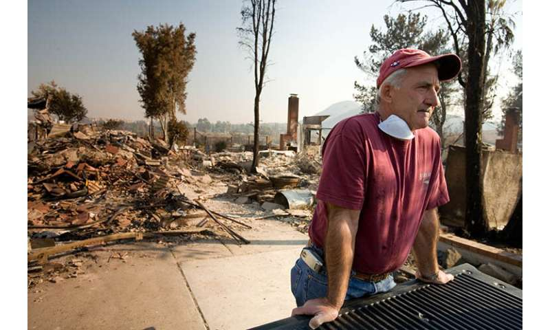 Californians agree: Don't build in wildfire-prone areas