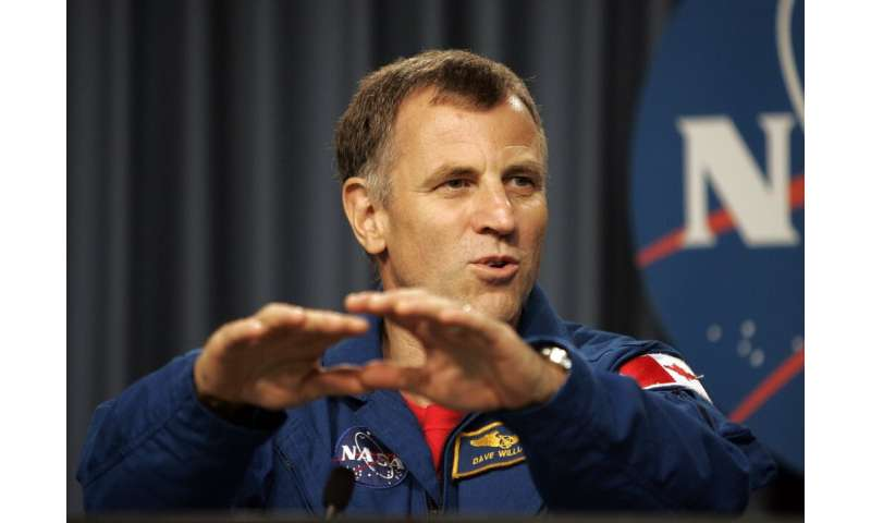"Canadian astronaut Dafydd Williams says the moon landing ""changed the course of history"""