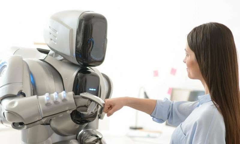 Can robots ever have a true sense of self? Scientists are making progress