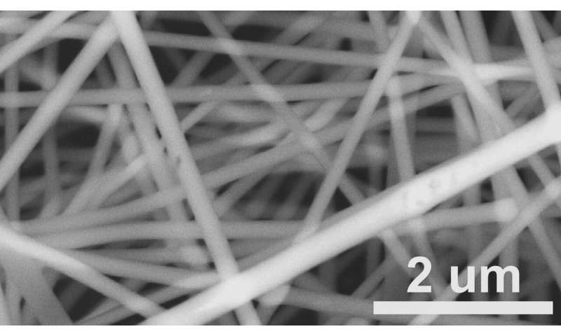 Capturing real-time data as nanofibers form makes electrospinning more affordable and effective
