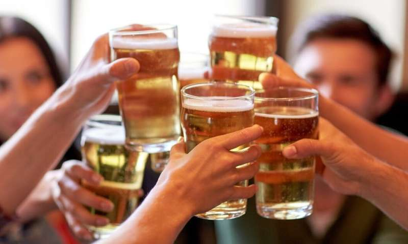 Cap your alcohol at 10 drinks a week: new draft guidelines