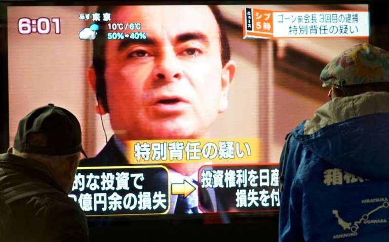Carlos Ghosn will finally get his day in court