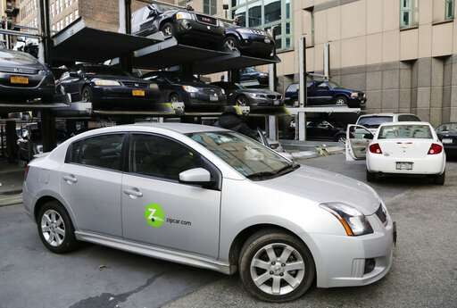 Car-sharing offers ways to profit from or ditch personal car
