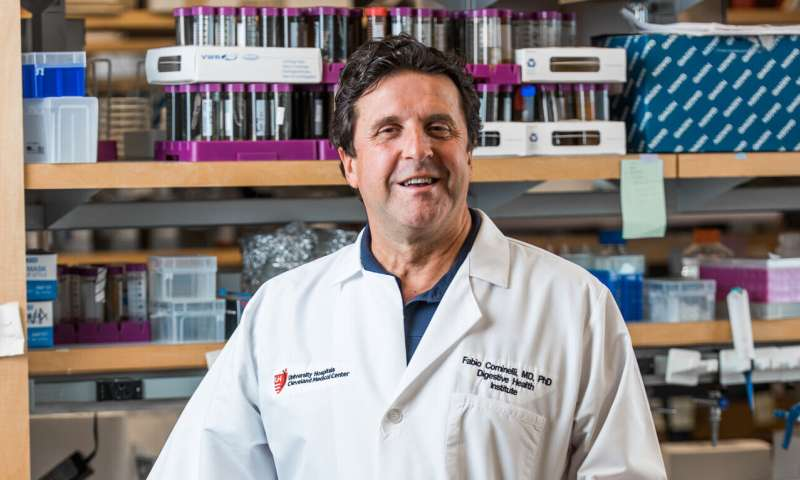 Case Western Reserve researchers discover critical link to controlling inflammation in Crohn's disease