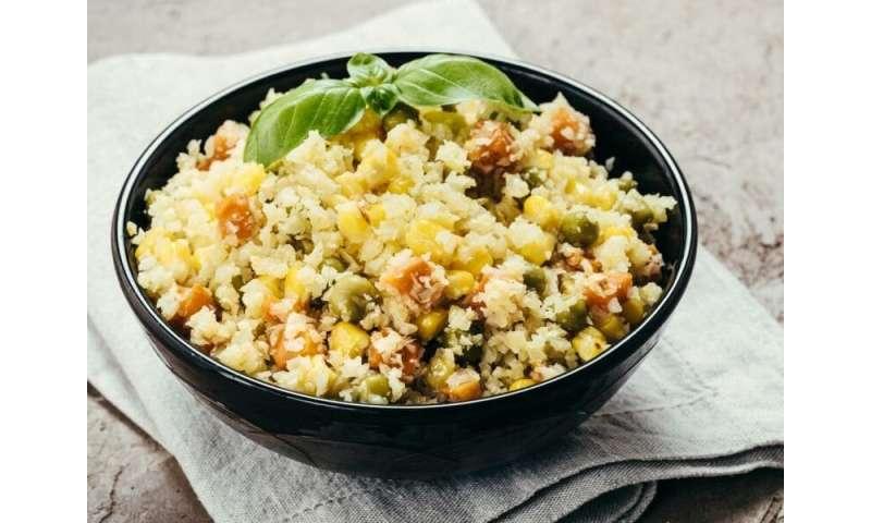 Cauliflower: the versatile substitute for high-carb veggies