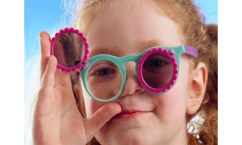 CDC: 63.5 percent of 3- to 5-year-olds have had vision tested