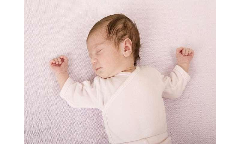 CDC: general fertility rate, teen birth rate decreasing in U.S.