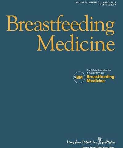 CDC researchers report on trends in hospital breastfeeding policies