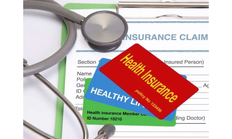 CDC: uninsurance levels did not change significantly in 2018