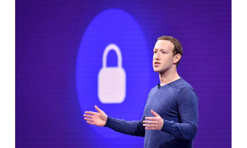 CEO and founder Mark Zuckerberg holds a firm grasp on the reins of Facebook