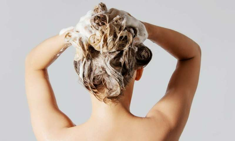 Change the way you wash your hair to help save the environment
