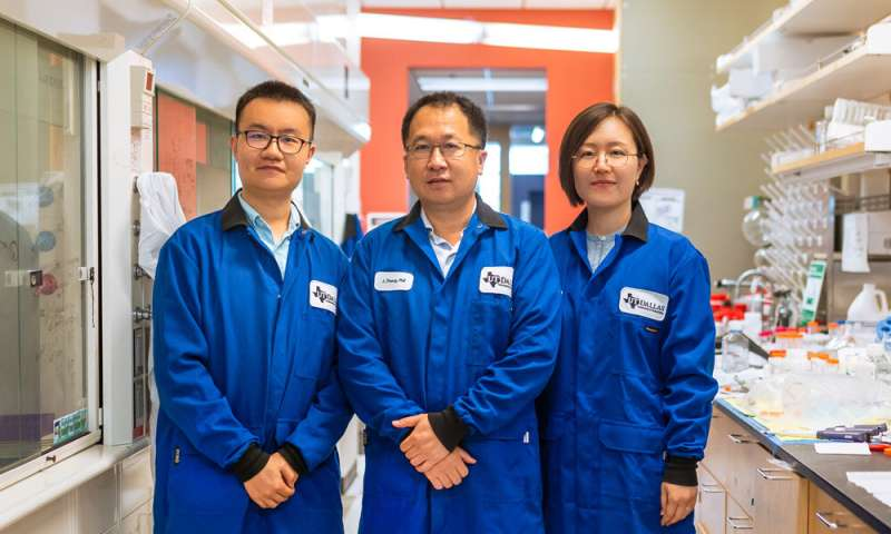 Chemists close gap in making nanomedicines safer, more efficient
