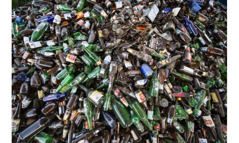 Cheran is home to one of Mexico's most advanced recycling programs