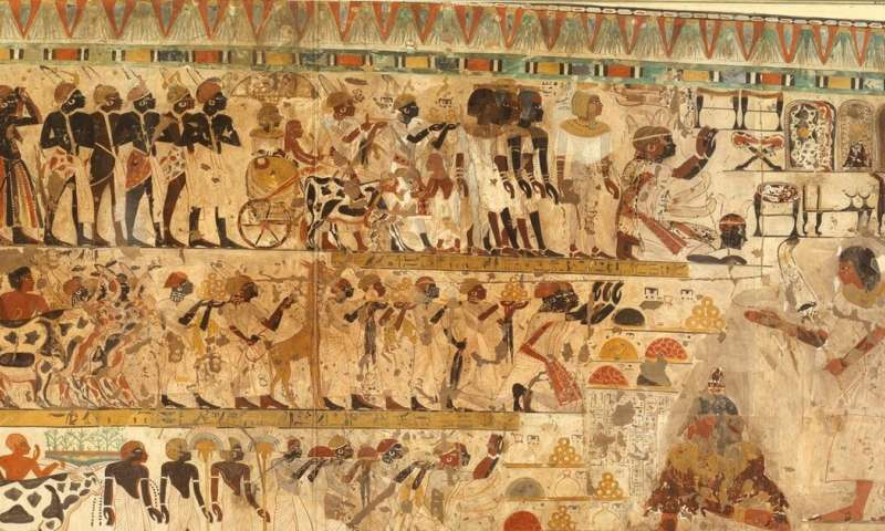 Children in the ancient Middle East were valued and vulnerable — not unlike children today