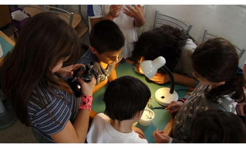 children science