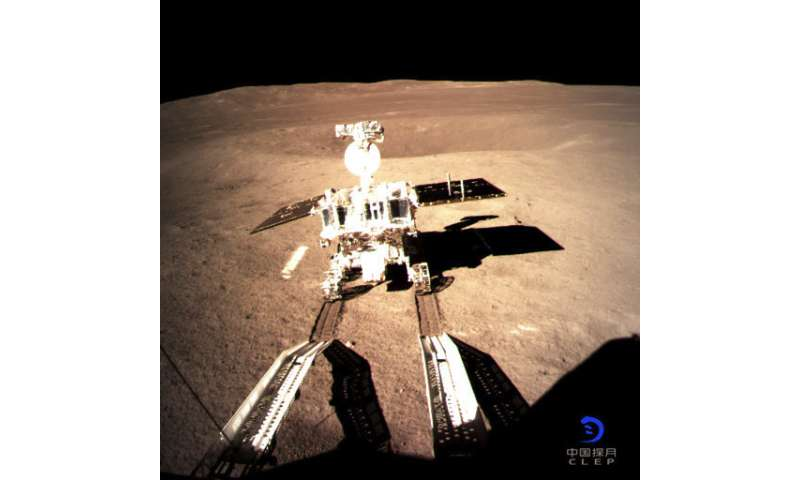 China begins first surface exploration of moon's far side (Update)