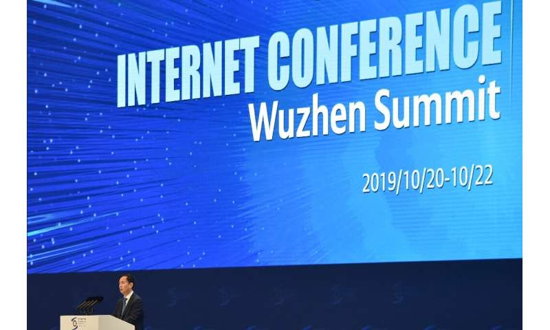 China's 'World Internet Conference' has been held yearly in the picturesque ancient canal town of Wuzhen since 2014