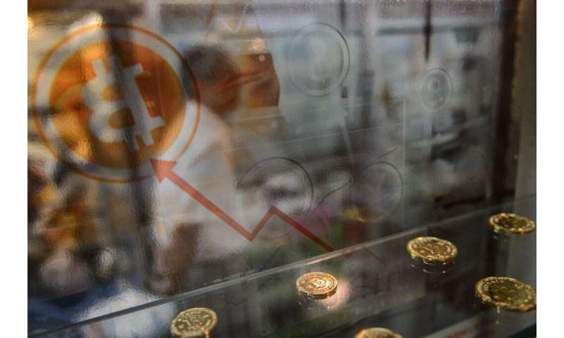 China was once a stronghold of bitcoin but the sector was unregulated and transactions were under the radar of the authorities