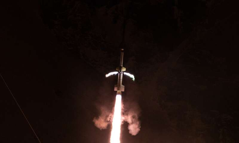 Clemson physicists lead rocket missions to explore Earth's atmosphere