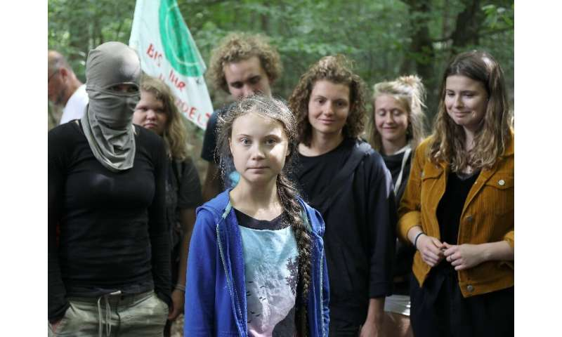 Climate campaigners inspired by Swedish militant Greta Thunberg plan to stage major protests at the Frankfurt auto show this yea