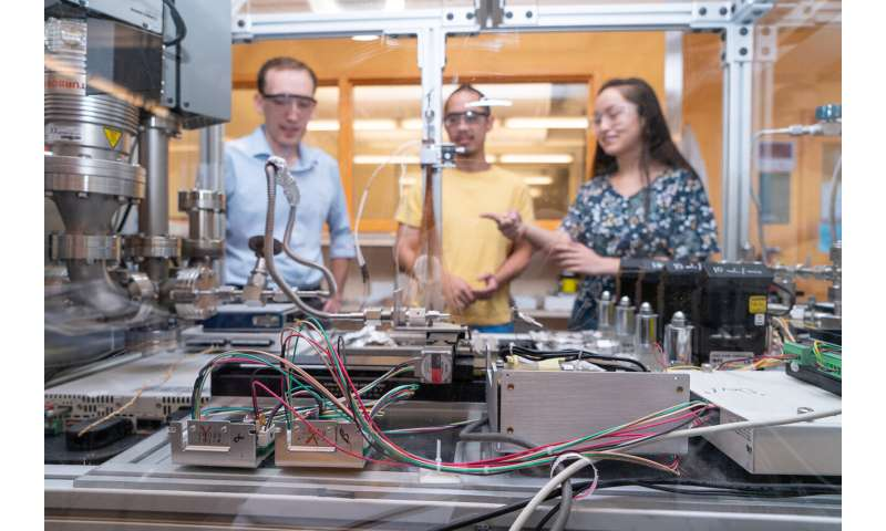 CMU becomes go-to place for machine learning in catalysis research