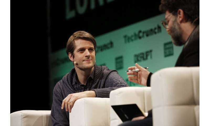 Co-founder and CEO of Klarna Sebastian Siemiatkowski during an appearance at a tech conference in London in 2015