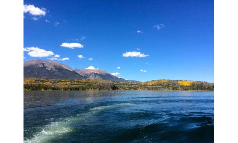 Colorado's Lake Dillon is warming rapidly