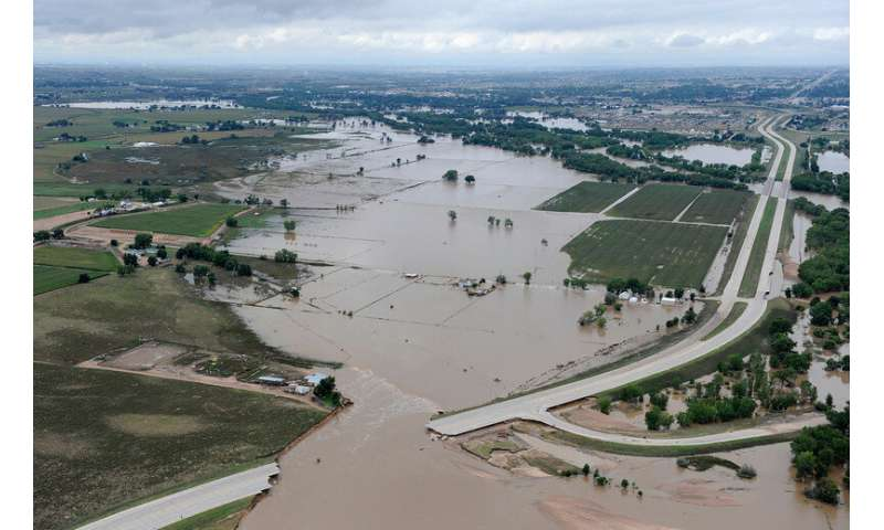 Community impacts from extreme weather shape climate beliefs